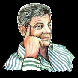 Portrait Mike Schwarz Autor
